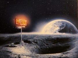 Willkommen auf dem Mond: Arne Ahlerts Debütroman – Moonatics
