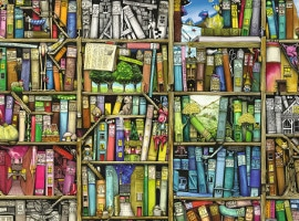 Bücher lesen, Büchern lauschen - Winterzeit ist für mich Hörbuchzeit