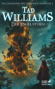 Tad Williams: Der Engelsturm, Neue dt. Hardcoverausgabe, Hobbit Presse/Klett-Cotta (2011)