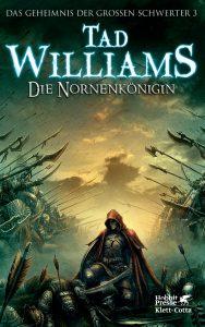 Tad Williams: Die Nornenkönigin, Deutscher Hardcover, Hobbit Presse/Klett-Cotta (2010)