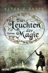 Das Leuchten der Magie (Buchcover)