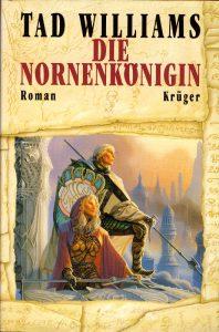 Die Nornenkönigin, alte Ausgabe des Fischer Verlags von 1994