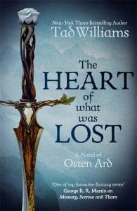 """Die englische Ausgabe von """"Das Herz der verlorenen Dinge"""""""