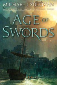 Age of Swords ist die englische Ausgabe von Zeitenfeuer