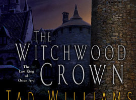 The Witchwood Crown – Cover veröffentlicht