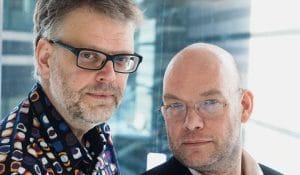 Michael Hjorth und Hans Rosenfeldt sind die Autoren von Die Frauen, die er kannte
