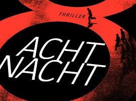 AchtNacht (Thriller) von Sebastian Fitzek