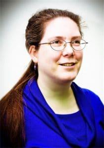 Genevieve Cogman, Autorin von Die unsichtbare Bibliothek