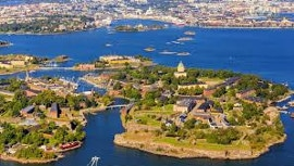 Helsinki - Der erste Tag (07. August 2017)