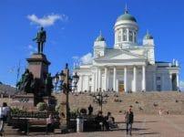 Helsinki – Die Festungsinsel Suomenlinnen (14. August 2017)