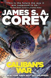 Caliban's War ist die englische Ausgabe zu Calibans Krieg