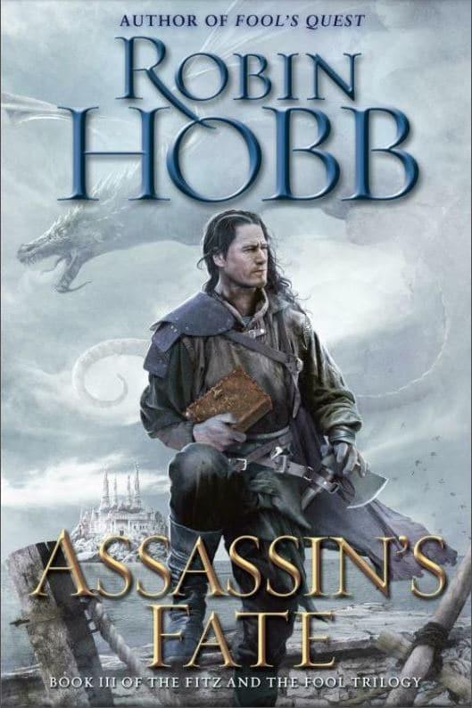 Robin Hobb: Assassin's Fate, US-Ausgabe, Del Rey