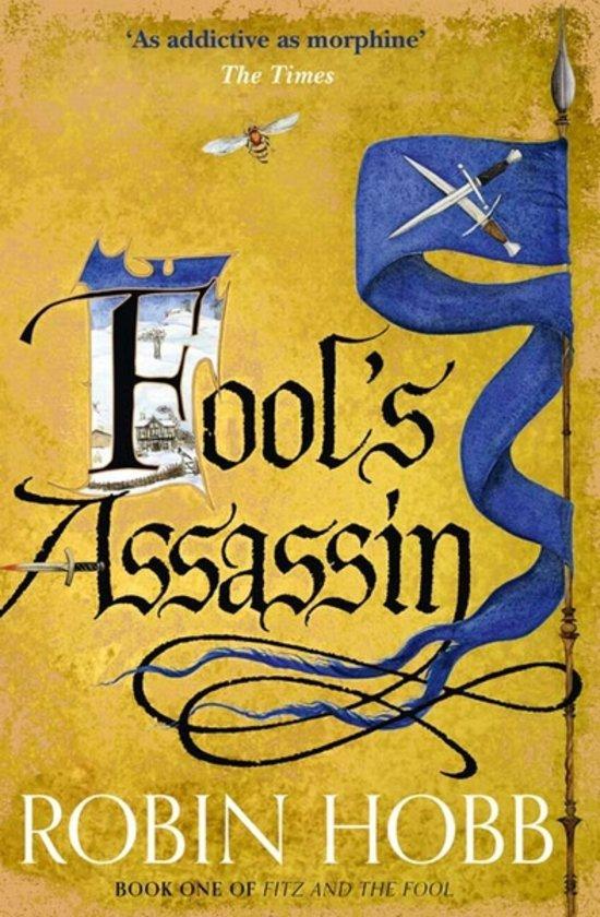 Robin Hobb: Fool's Assassin, Harper Voyager Verlag (UK)