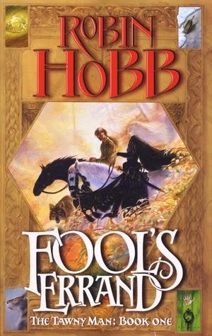 Robin Hobb: Fool's Errand, Voyager, 2001 (Diener der alten Macht)