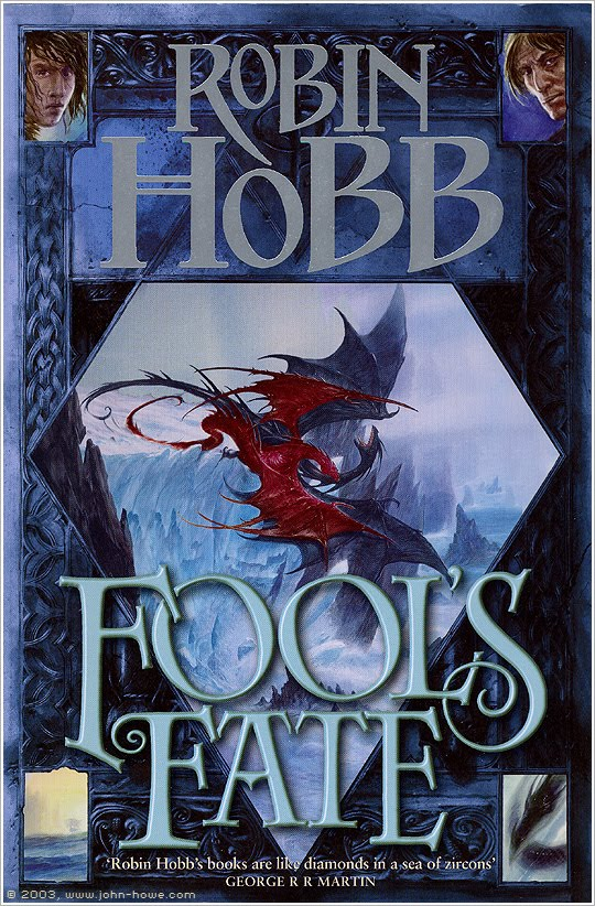 Fool's Fate (Beschützer der Drachen) von Robin Hobb