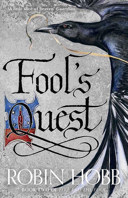 Robin Hobb: Fool's Quest (UK-Ausgabe) (Die Tochter des Propheten)