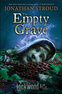 The Empty Grave (Das grauenvolle Grab), US-Hardcover