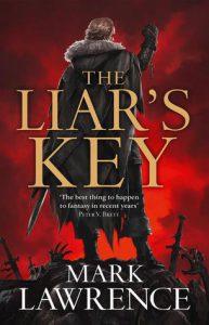 The Liar's Key (Buchcover)