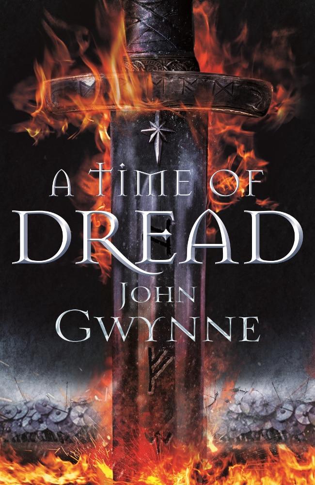 """""""A Time of Dread"""" ist der englische Originaltitel von """"Die Zeit der Schatten"""""""