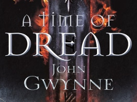 Neu erschienen: John Gwynne - A Time of Dread (Of Blood and Bone 1)