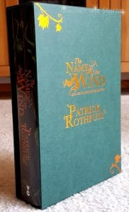 Patrick Rothfuss: The Name of the Wind, Deluxe Illustrated Ed.