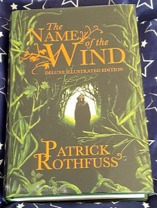 The Name of the Wind, Deluxe Illustrated Edition