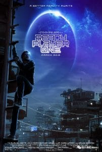 Ready Player One Film (Poster)