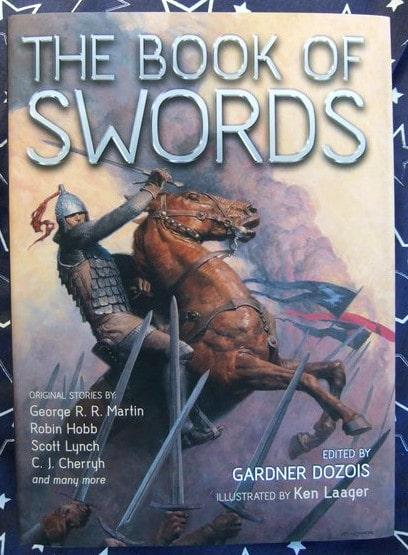 The Book of Swords, Limitierte Hardcoverausgabe, Subterranean Press, 2018