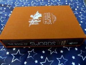 The Book of Swords im Schuber