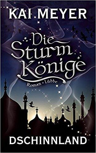 Auch Kai Meyer hat viel gute Fantasybücher geschrieben.