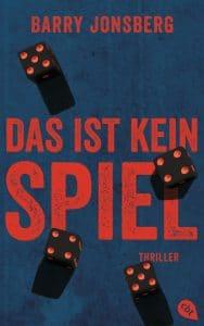 Barry Jonsberg: Das ist kein Spiel, Broschierte Ausgabe, cbt Verlag, 2017