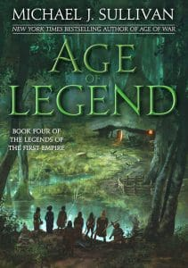 Michael J. Sullivan: Age of Legend