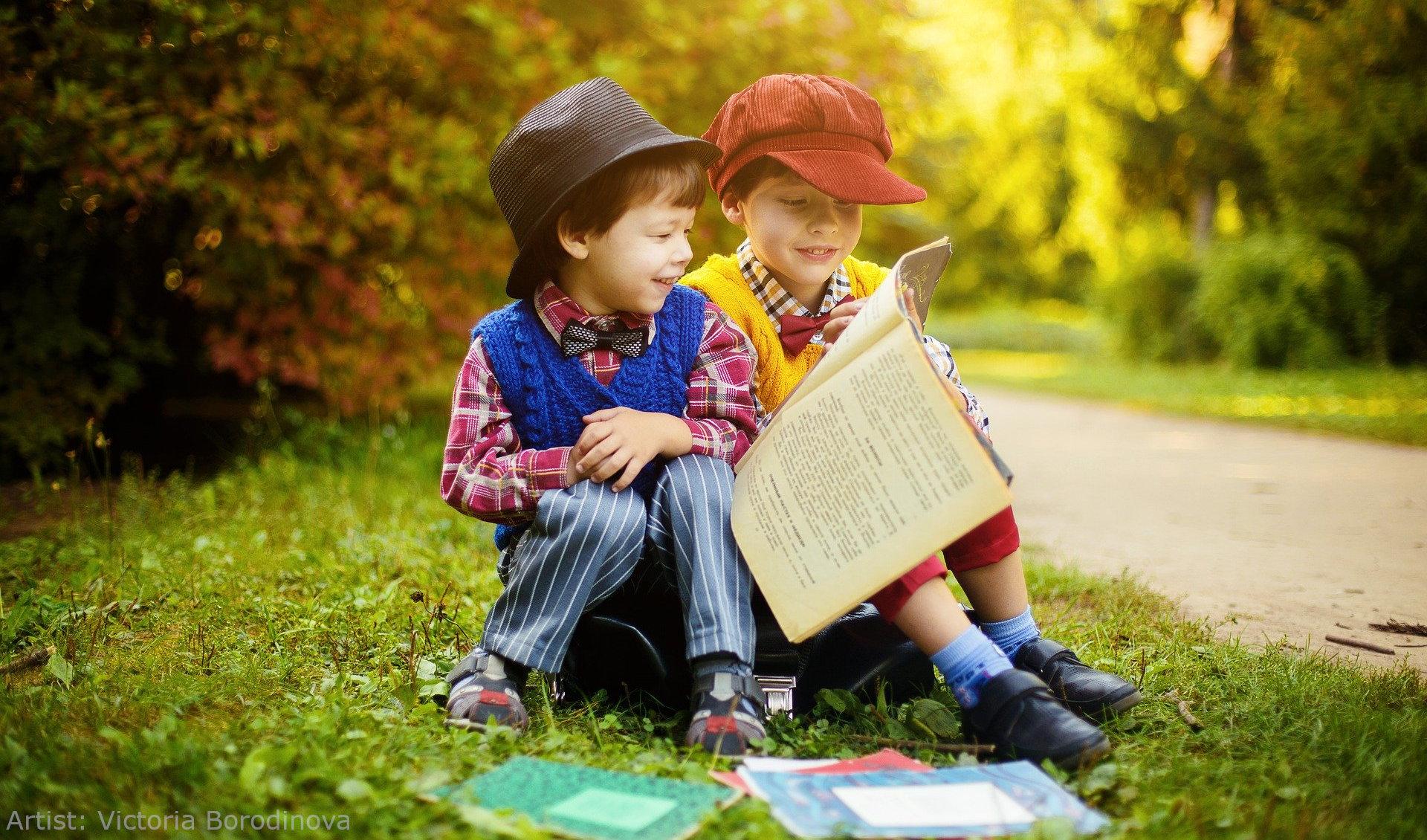 Warum Kinder unbedingt mehr lesen sollten
