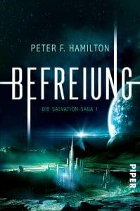 Peter F. Hamilton Befreiung E-Book-Ausgabe, Piper, 2018