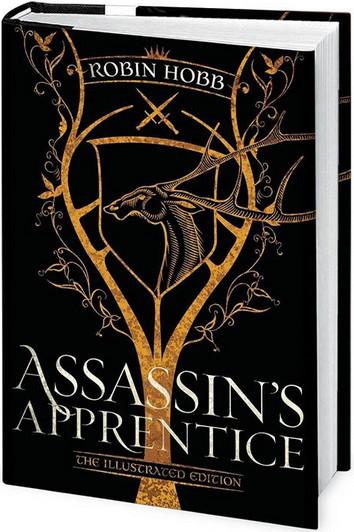 Robin Hobb: Assassin's Apprentice (Illustrierte Jubiläumsausgabe) von Del Rey