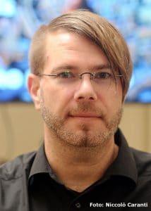"""Markus Heitz ist der Autor von """"Die dunklen Lande"""""""