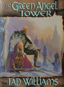 To Green Angel Tower (1st Ed.)