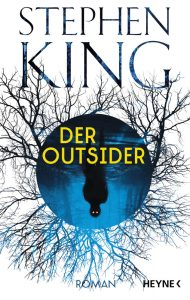 Stephen King: Der Outsider Hardcoverausgabe, Heyne Verlag, 2018