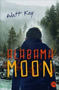 Alabama Moon von Watt Key (deutsches Buchcover)