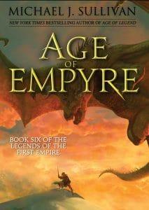 """""""Age of Empyre"""" ist der letzte Teil der Reihe """"Zeit der Legenden"""""""