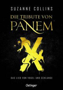 """Buchcover von """"Das Lied von Vogel und Schlange"""" (Die Tribute von Panem)"""