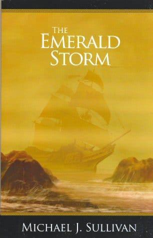 The Emerald Storm, englische Ausgabe von An Bord der Smaragdsturm
