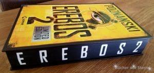 Erebos 2 (Buchcover)