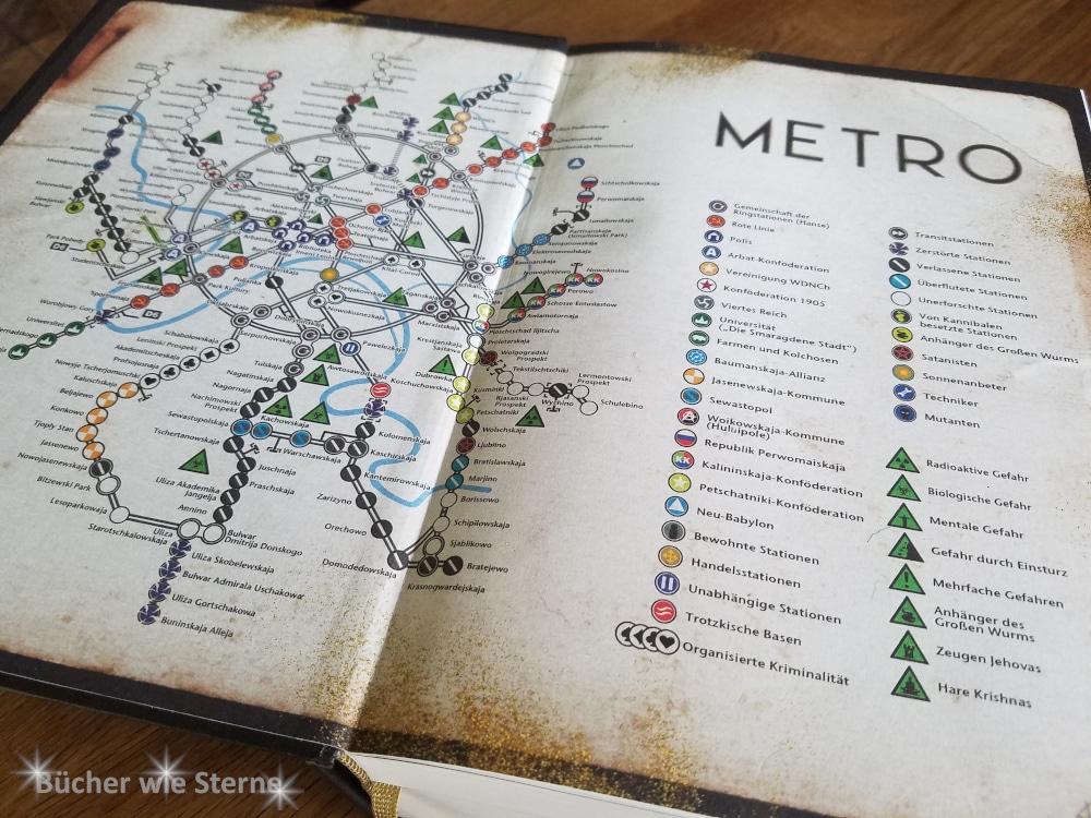 Metro 2033 Endzeitroman Von Dmitry Glukhovsky Bucher Wie Sterne