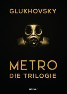 """Omnibus-Ausgabe von """"Metro"""". Enthält Metro 2033, Metro 2034 und Metro 2035"""