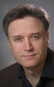 """Michael J. Sullivan, der Autor von """"Der Thron von Melengar"""""""