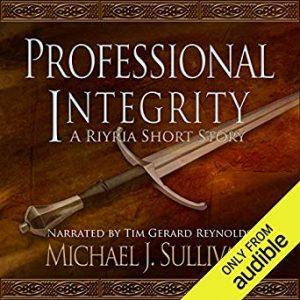Professional Integrity (Audio Book)