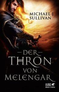 Der Thron von Melengar (Buchcover)