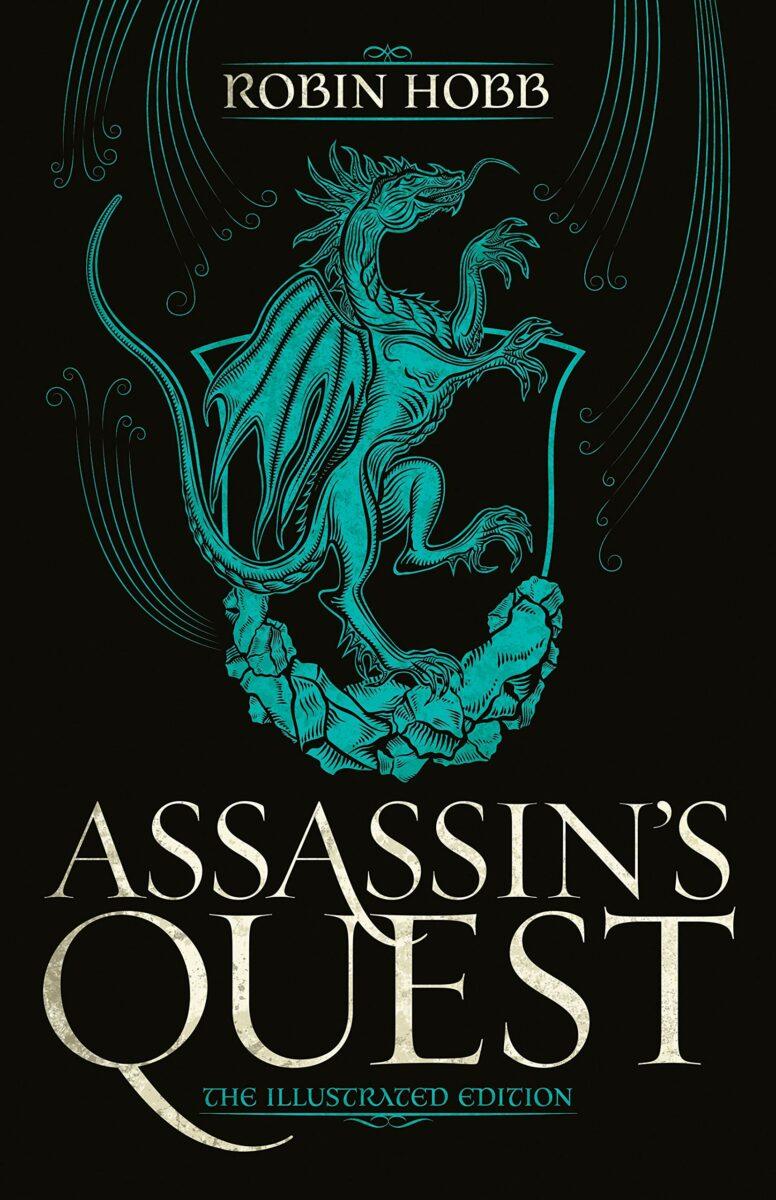 Robin Hobb: Assassin's Quest (Illustrierte Jubiläumsausgabe) von Del Rey