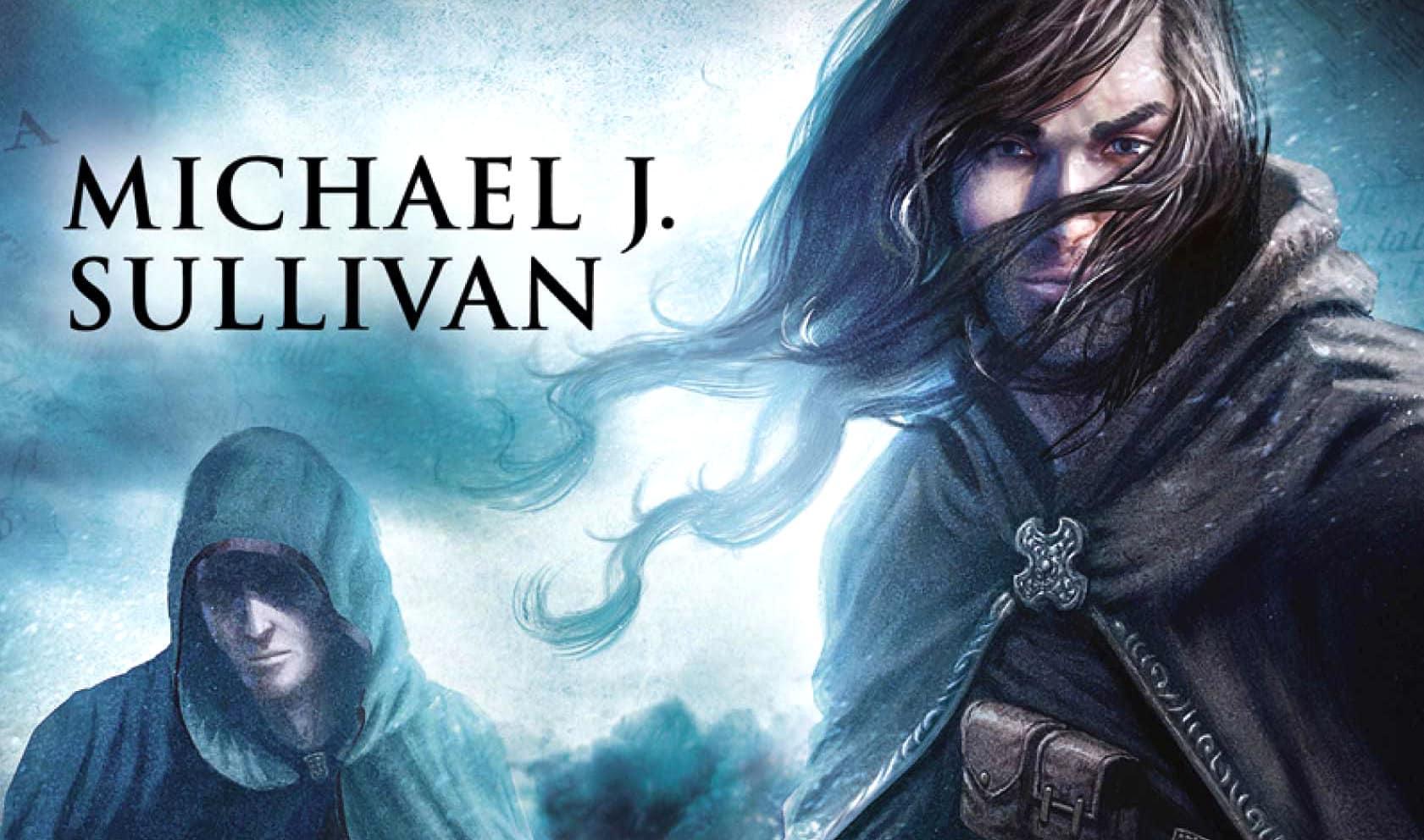Der Aufstieg Nyphrons von Michael J. Sullivan